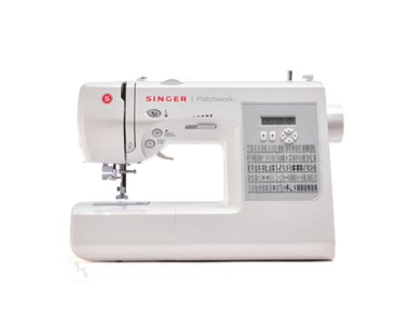 Máquina de costura Singer 7825 para Patchwork