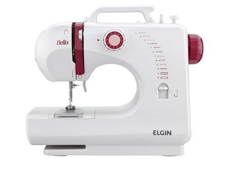 Máquina de Costura Elgin Bella 1200